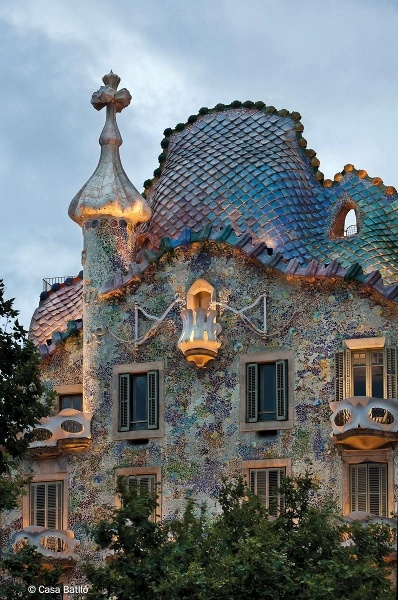Casa Battló de Barcelona