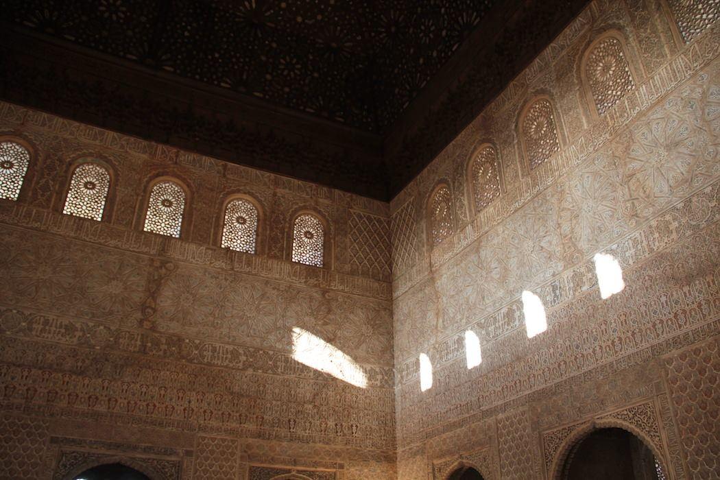 Salón de los Embajadores del Palacio de Comares