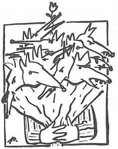 ramo de perros