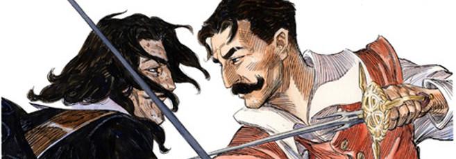 Imagen del libro 'El capitán Alatriste'