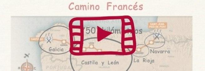 Vídeo sobre el Camino de Santiago