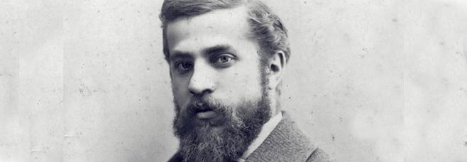 El arquitecto Antonio Gaudí