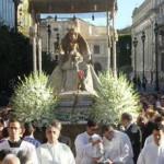 Fiestas: la Asunción de la Virgen