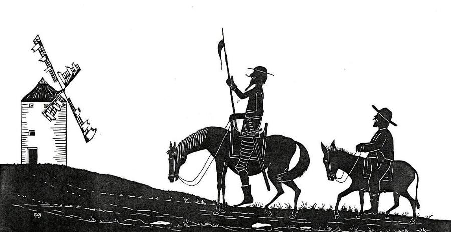 Quijote molinos