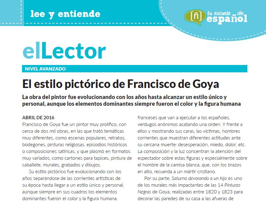 Captura LEE Goya