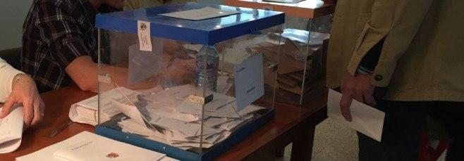 Elecciones generales en España (actualizado)