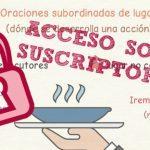 Aprende a usar el subjuntivo en las oraciones subordinadas