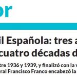 Nuevo artículo en la Zona Premium sobre la Guerra Civil Española