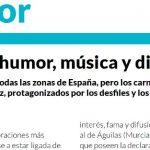 Aprende cómo se celebra el carnaval en España en mi Zona Premium