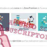 Aprende más español con las 150 lecciones de mi Zona Premium