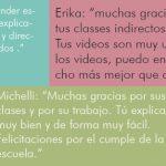 Qué opinan los fans de Tu escuela de español