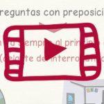 Cómo hacer preguntas en español