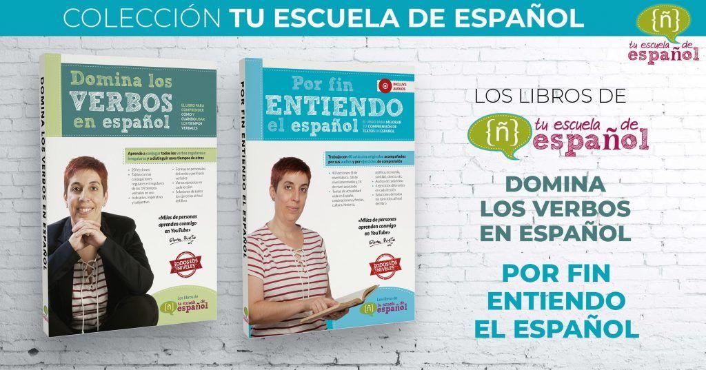 Los libros de Tu escuela de español
