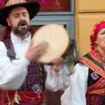 El folclore en las fiestas españolas