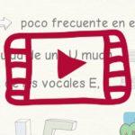 Peculiaridades fonéticas y ortográficas de la vocal U (nivel básico)