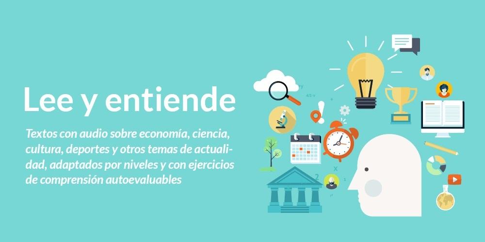 Curso online para practicar la comprensión de textos y audios en español