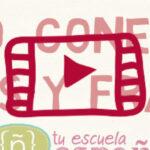 Clase en directo en YouTube sobre cómo conectar frases e ideas en español