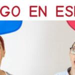 Clase en directo en YouTube sobre cómo mantener un diálogo en español