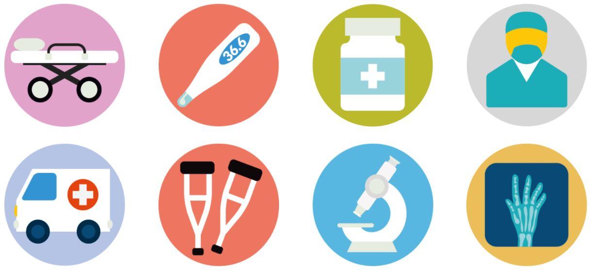 Ejercicio para practicar el vocabulario de la medicina y los medicamentos